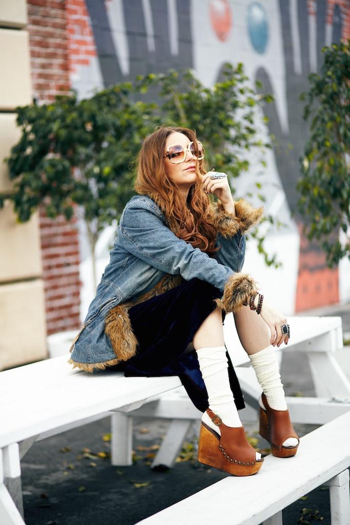 modern-magpie-vintage-ted-lapidus-velvet-brocade-sunnies-platforms-and-socks 1