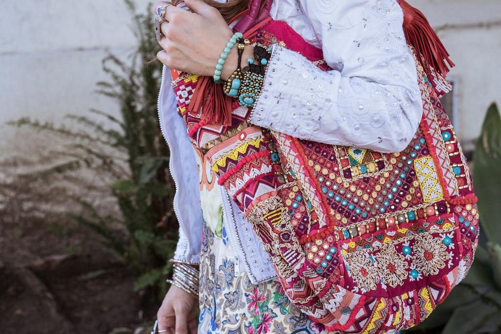 pachamama-bohemian-johnny-was-clothing-boho-beaded-bag-silk-scarf-maxi-dress 19