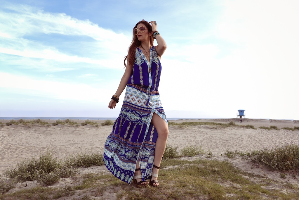 hale-bob-maxi-dress-bohemian-resort-fashion-blogger 16