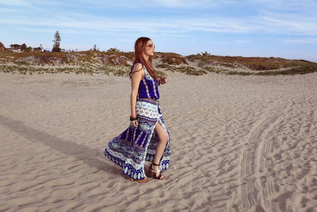 hale-bob-maxi-dress-bohemian-resort-fashion-blogger 4
