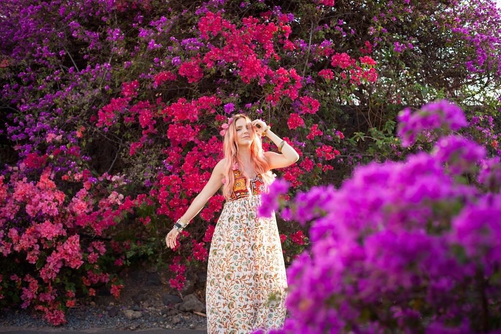 the-avarca-store-pachamama-bohemian-maui-beach-fashion-blogger-boho-bunnie-mibo-gold-leather-slingback-sandal-sun-dress 2