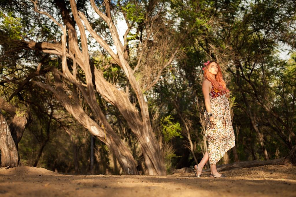 the-avarca-store-pachamama-bohemian-maui-beach-fashion-blogger-boho-bunnie-mibo-gold-leather-slingback-sandal-sun-dress 22