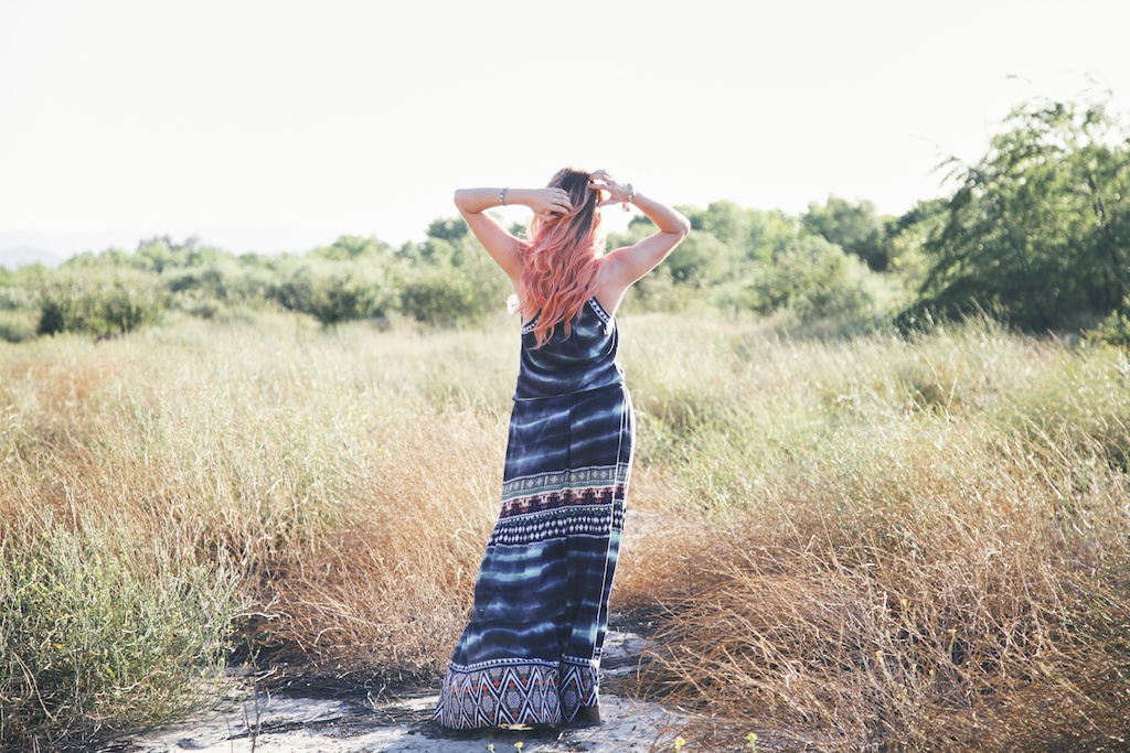 hale-bob-maxi-dress-amy-friend-jewelry-bohemian-fashion-blogger-tie-dye-halter-boho 5