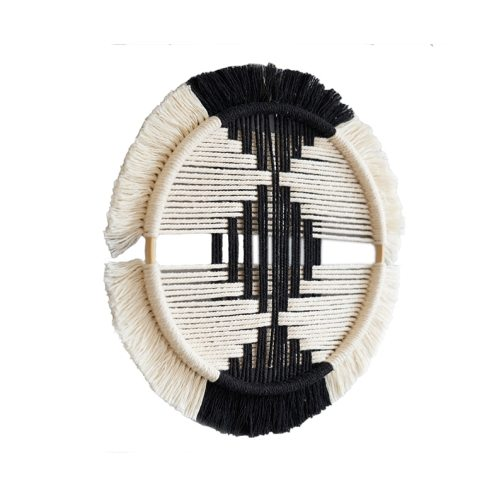Macrame Bohemian Handmade Creative Cotton Christmas Wall Hanging Tapestry Home Decoration