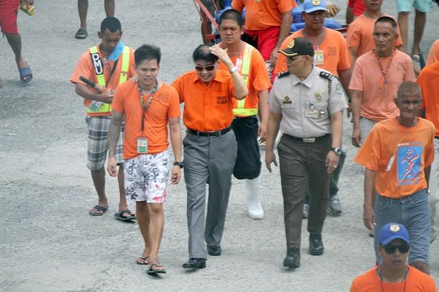 Calauan Mayor Antonio Sanchez