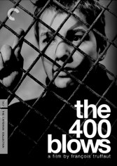The 400 Blows, 1959 (Directed by François Truffaut & starring Jean-Pierre Léaud.)