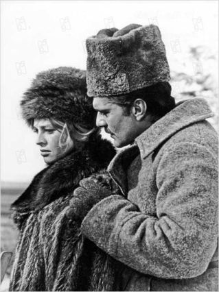Doctor Zhivago (directed by David Lean and starring Omar Sharif and Julie Christie)
