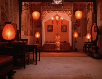 Raise the Red Lantern (directed by Zhang Yimou)