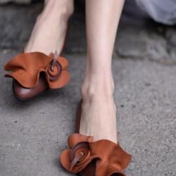 Artmu туфли-лодочки с украшением