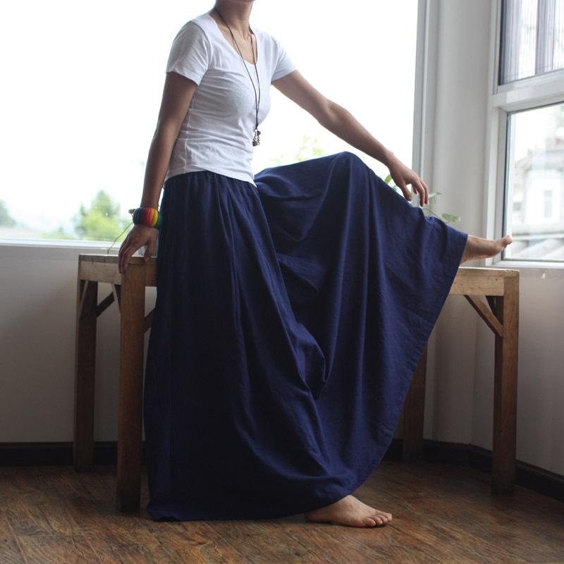 Happy plants юбка с карманами