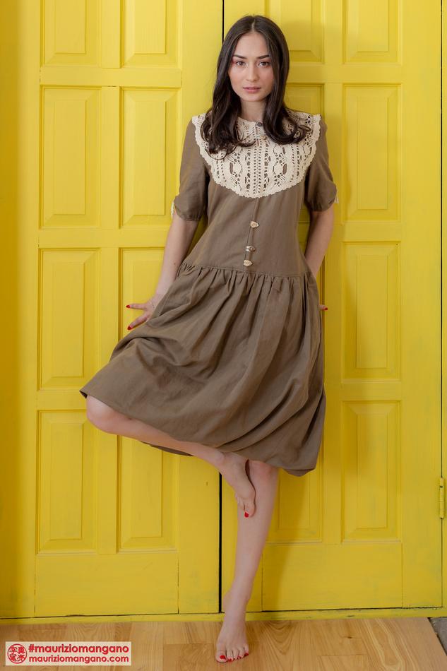 """WonderMary платье """"Жаворонок"""""""