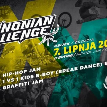 Pannonian Challenge – The Croatia Extreme sport and music festival in Osijek