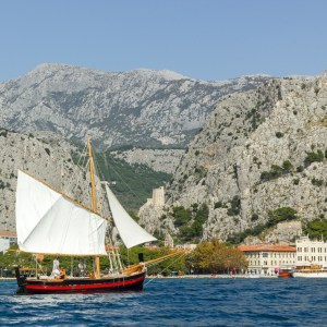The Old Omis Boat, photo: Omis Tourist Board
