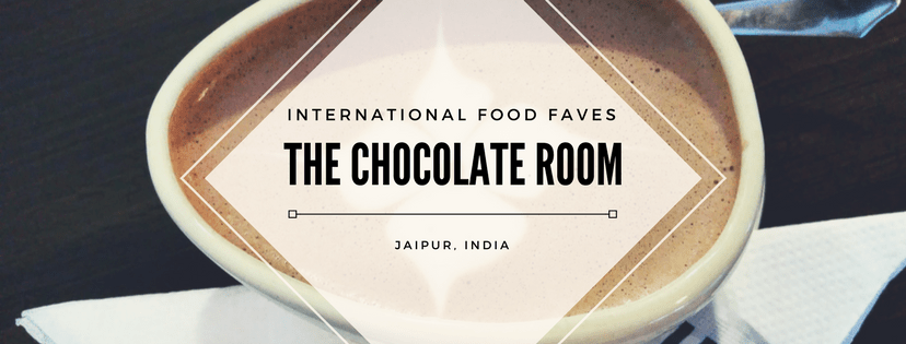 chocolate room, india, jaipur, world trade park