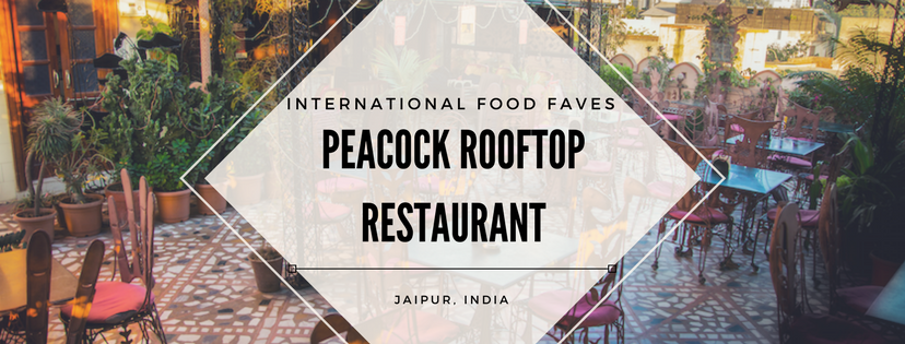 pearl palace hotel, peacock rooftop restaurant, indian food