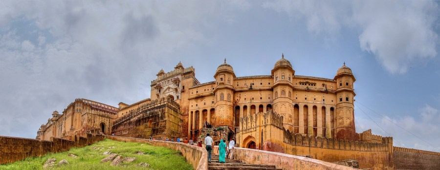 jaipur, amer fort, jaigarh fort, rajasthan, india, culture, fort, history, architecture, old buildings