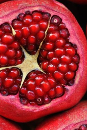 pomegranate juice properties