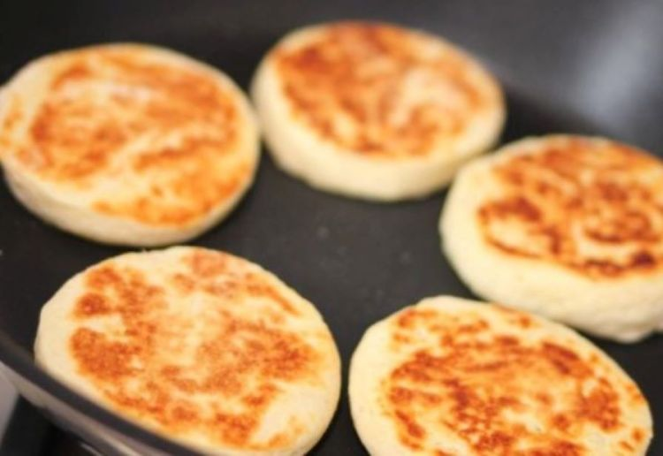 mini flatbread