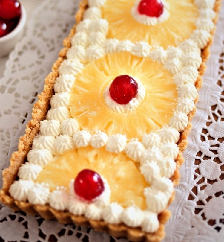 pineapple tart