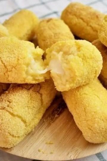 polenta croquettes