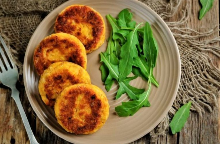 Pumpkin burger: the recipe for the fast and tasty vegetarian second course