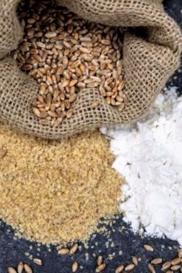 differences durum wheat and soft wheat