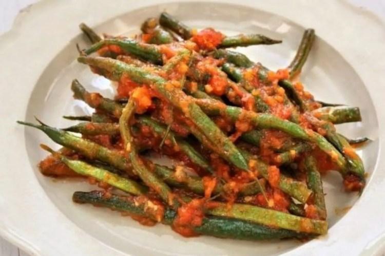 Tomato Green Beans