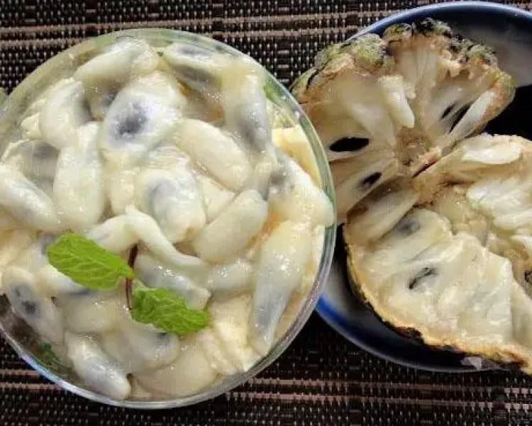 Custard Apple Mousse