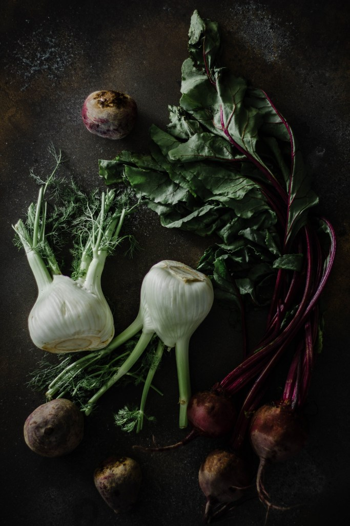 Beet and Fennel Salad by Kristen McSorley from Boiled Wheat Blog