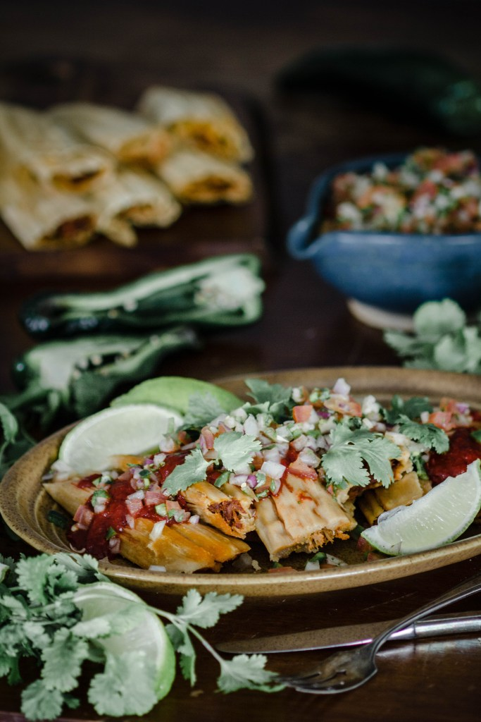 Pork Tamales from Boiled Wheat Blog by Kristen McSorley, Bozeman Montana Food Photographer