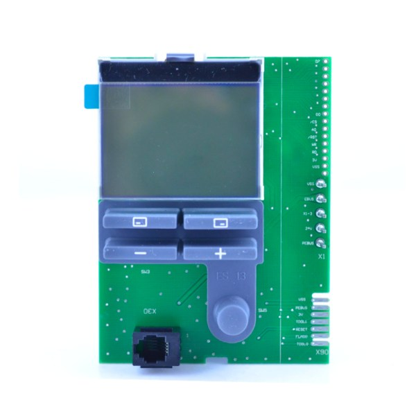 Vaillant Display PCB 0020136628