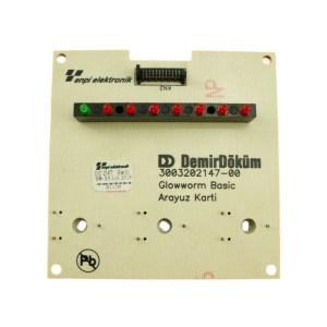 Glow Worm PCB 0020061647