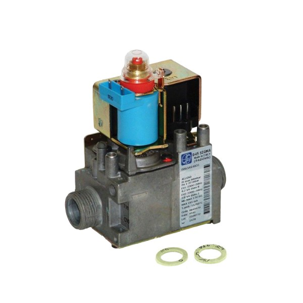 Ideal Gas Valve 172611