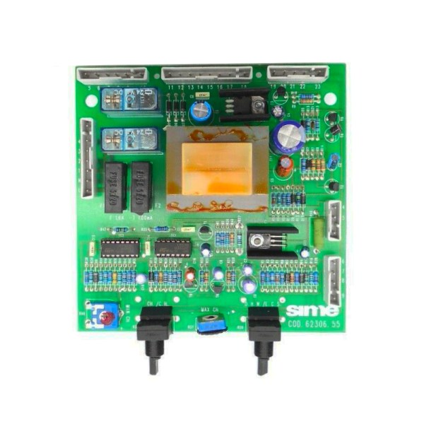 Halstead 6230655 PCB