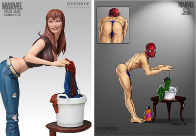 MJwife and Spideywife