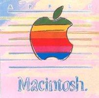 Warhol was bewildered by Apple
