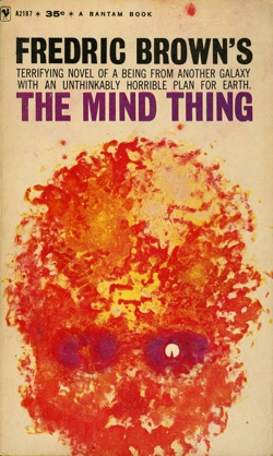 The mind thing fredric brown