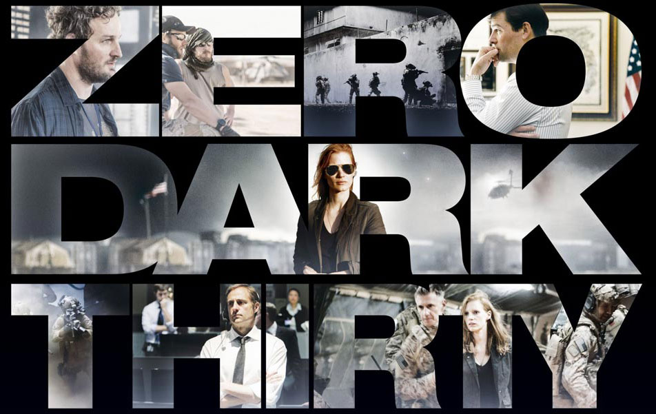 Zero Dark Thirty's Awesome Ensemble Cast | TeeVee in DC