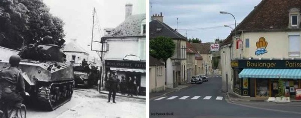 Normandy photos: World War II and now / Boing Boing