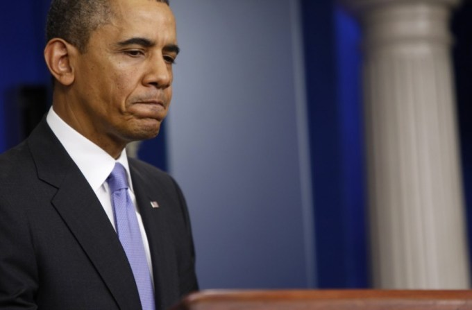 President Barack Obama in Washington, December 20, 2013. REUTERS/Jonathan Ernst