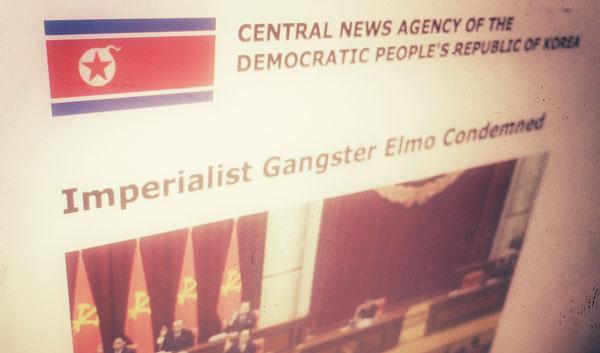 North Korea Press Release Generator / Boing Boing