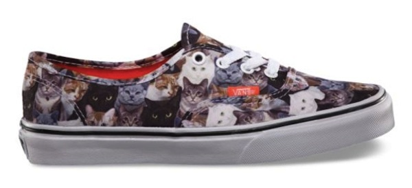 Cat shoes from Vans and ASPCA! | Boing