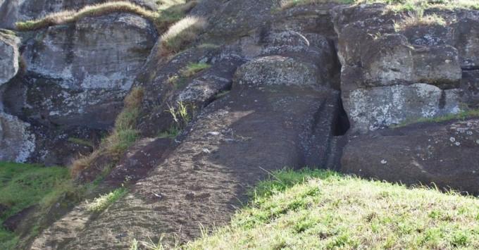 El Gigante (The Giant) Moai
