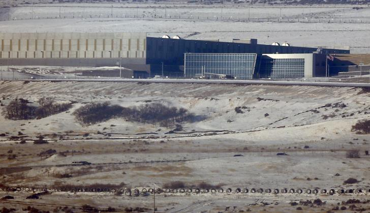 A National Security Agency (NSA) data gathering facility is seen in Bluffdale, about 25 miles (40 kms) south of Salt Lake  City, Utah, December 17, 2013. Photo: REUTERS/Jim Urquhart