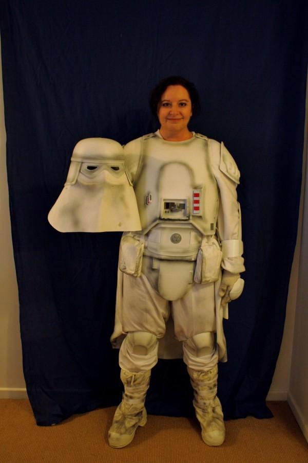 Rachel Ezzy trooper