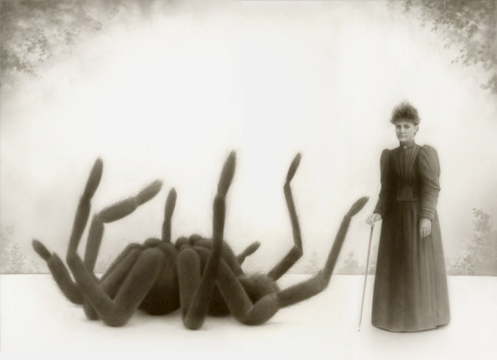 Copy of Miss Emily Fowler and Her Spider150