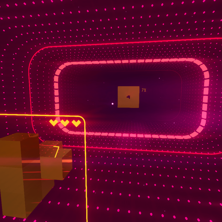 SUPERHYPERCUBE for Project Morpheus.
