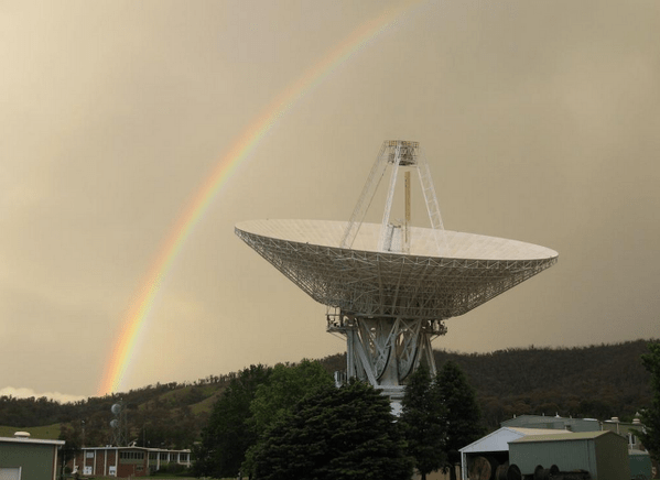Data is streaming back from the probe near Pluto.