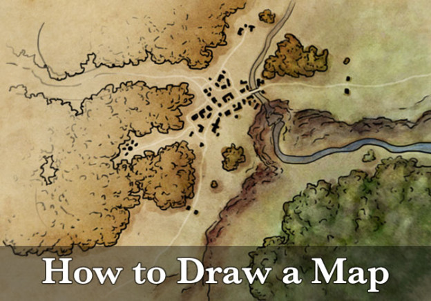 The Game of Thrones cartographer explains how to draw maps | Boing Boing
