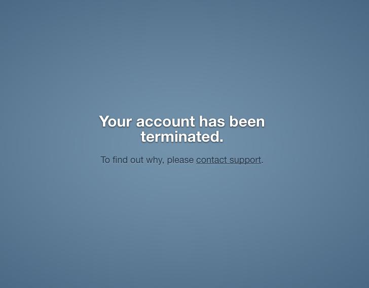 terminated_screen